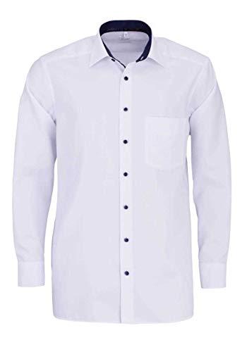 OLYMP Herren Hemd Comfort Fit Langarm Weiss (10) 43