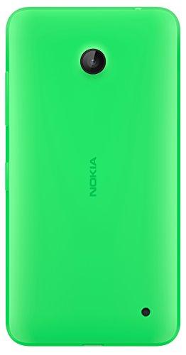 Nokia CC-3079 Original Schutzhülle für Lumia 630/635 grün