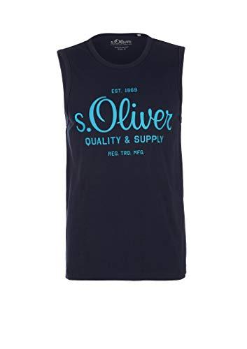 s.Oliver Herren 130.10.005.12.130.2043593 T-Shirt, 5882, 3XL