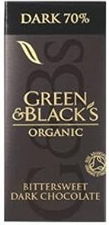 Green & Black Organic 70% Dark Chocolate 100G (Pack Of 3)
