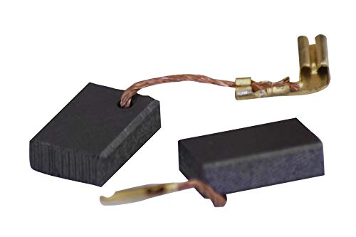 2x Kohlebürsten für Makita 9555NB 9554NB 9558NB 9557NB (CB325 194074-2)