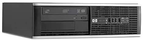 PC HP dekstop 6300 SFF I5-3470 RAM8GB/ HD500/ DVD/ WIN10 PRO (Ricondizionato)