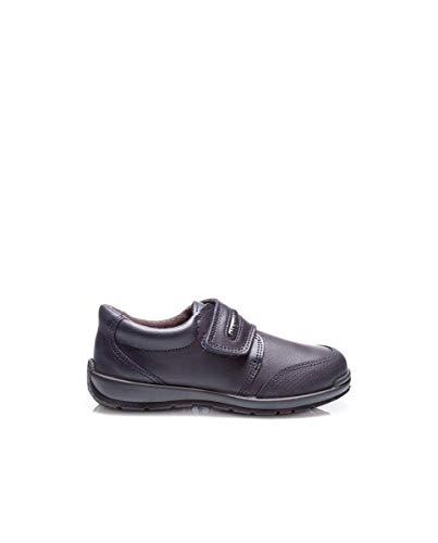 Titanitos Zapatos Colegiales Lavables niña Negros Zeus (34)