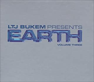 LTJ Bukem - Earth Volume Three - Earth - EARTHCD003