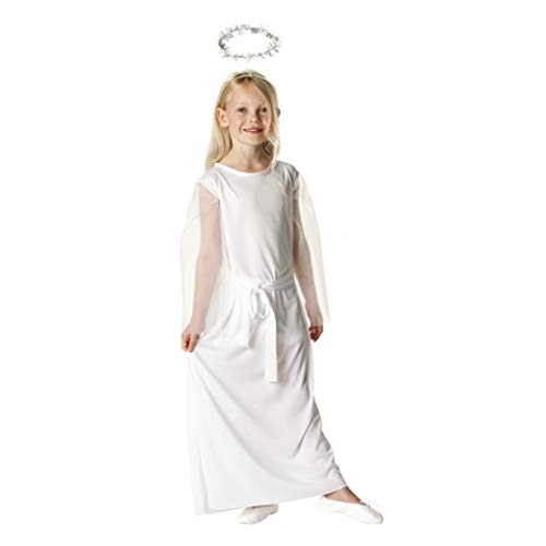 Rubies 881931L - Disfraz de ángel para niña