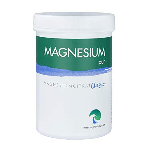 Magnesium Pur Pulver 300 g Pulver ohne Zusätze