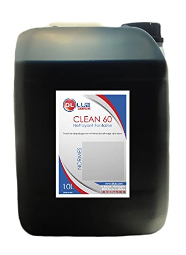 DLLUB - Nettoyant fontaine clean 60-10 litres