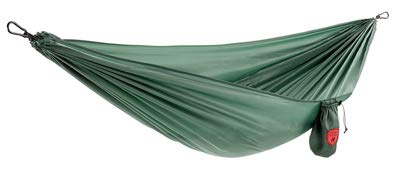 Grand Trunk Ultralight Camping Hammock - Lightweight and Portable Travel Hammock for Camping, Hiking, Backpacking, Beach, and Other Travel, Green