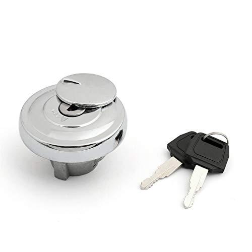 Ghost thorn Fuel Gas Tank Cap Keys Set For Yamaha DragStar Vstar XVS650 950 1100 1998-2017