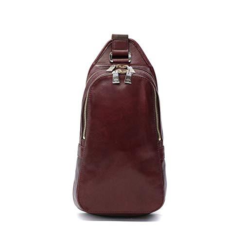 [アニアリ]aniary Antique Leather アンティークレザー ボディバッグ 01-07004 マロン