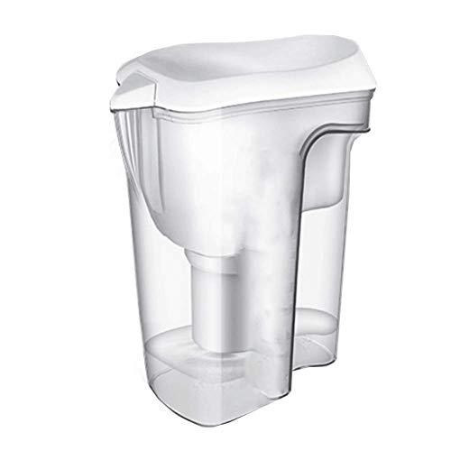 WLD Haushaltsgebrauch Wasserqualität Filter Wasseraufbereiter, Wasserspender - Haushaltsfilter Wasseraufbereiter, Haushaltswasseraufbereitungsbecher Wasserfilterbecher Haushaltsgeräte High-Flow-Netzk