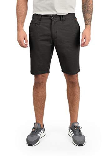 BLEND Sasuke Herren Chino Shorts kurze Hose, Größe:L;Farbe:Phantom Grey (70010)