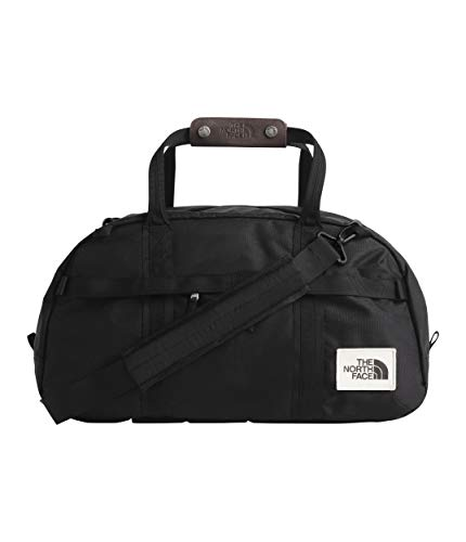 The North Face Berkeley Duffel, TNF Black Heather, One Size