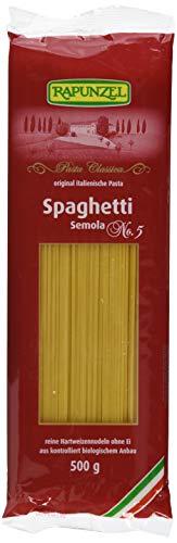 Rapunzel Spaghetti Semola, 6er Pack (6 x 500 g) - Bio