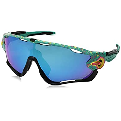 cc2f76f80d Amazon.com  Oakley Mens Jawbreaker Sport Asian Fit Sunglasses