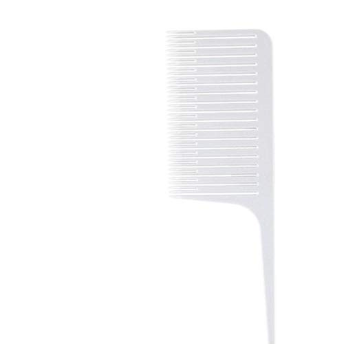 2020 Hot Highlight Weave Coiffure Hair Salon Dye Peigne Pour Cheveux Styling Rat Tail Peigne Fine-tooth Hair Comb Brush Brush Beauty Tools, Blue