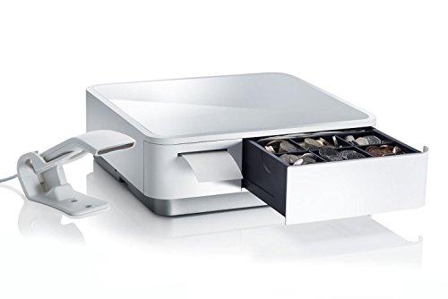 Star Micronics 39650191 - Etikettendrucker (Direkt Wärme, 100 mm/sek, 5,8 cm, Weiß, 308 mm, 300 mm)
