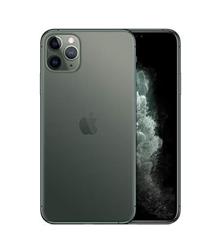 Iphone 11 Pro Max Apple Verde meia-noite, 256gb Desbloqueado - Mwhm2bz/a