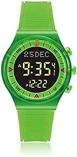 WIDZ - Digital Watches - Muslim Azan Watch for Prayer with Qibla Compass Adhan Alarm Hijri Calendar Al Harameen Fajr Time ...