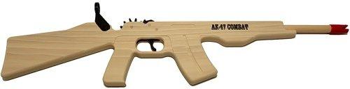 Magnum Enterprises AK-47 Combat Rifle Rubber Band Gun
