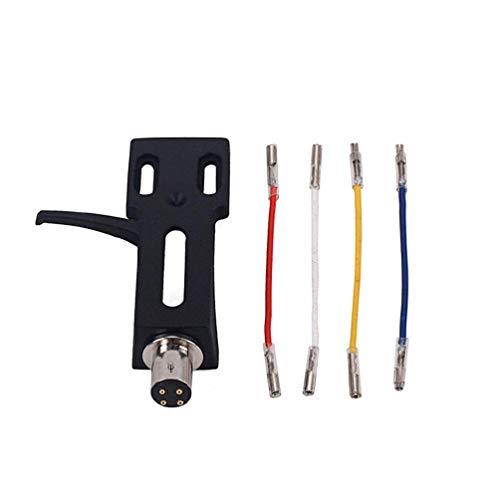 Soporte universal para cabeza giratoria con cabezal de repuesto para cartucho LP...