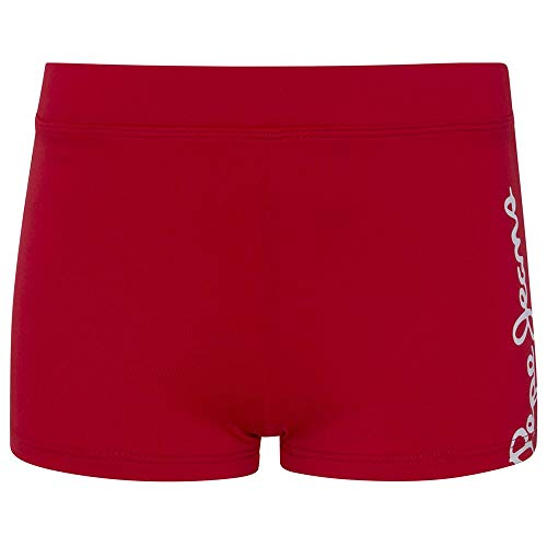 Pepe Jeans Jungen Kelly 2 Badehose, Red, 8