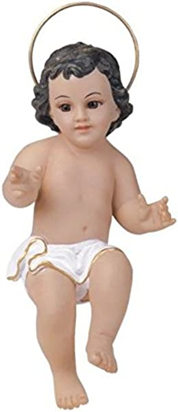 StealStreet SS G 309 94 Baby Jesus With Glass Eyes Holy Religious Figurine Decoration 9
