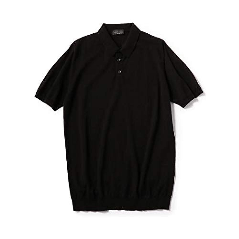 シップス(メンズ)(SHIPS) ROBERTO COLLINA: クレープ コットン ポロシャツ