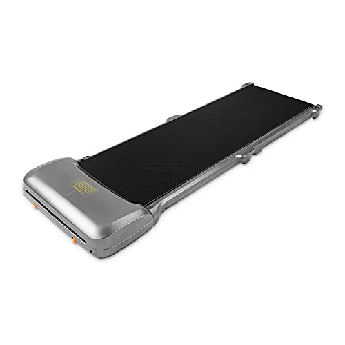 Xiaomi Walking Pad C1 Walkingpad C1 EU faltbar klappbar Laufband Treadmill | bis 100 kg | bis 6 km/h | Eva | Grau | Weiß | Handrail | für Zuhause oder Büro | 220-240 V | 746 W | 50/60 Hz (Grau)