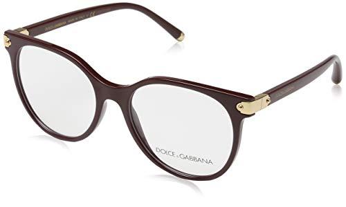 Dolce & Gabbana WELCOME DG 5032 BURGUNDY 53/17/140 women Eyewear Frame