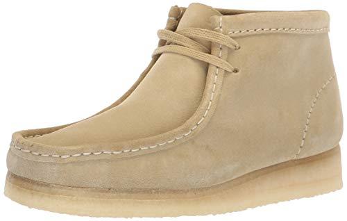 Clarks Women's Originals Wallabee Boot. Ankle, Maple Suede, 85 M US