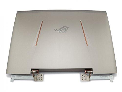 ASUS ROG G752VS Original Displaydeckel inkl. Scharniere 43,9cm (17,3 Zoll) Silber