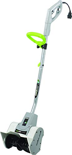 Earthwise SN70010 Snow Thrower, 10-Inch, 9-Amp