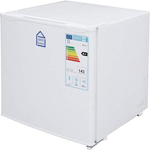 Gefrierschrank von ARTE Home®, 35 Liter Gefrierteil, Energieklasse A+, 143 kWh/Jahr, freistehend, Türanschlag wechselbar, Mini-Gefrierschrank, Eisfach, AY 7107