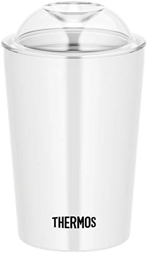 サーモス 保冷ストローカップ 300ml ホワイト JDJ-300 WH