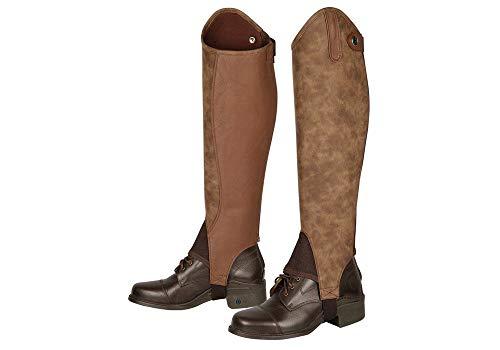 Harry's Horse Damen Stiefelschaft Velvet-XXL, Schwarz