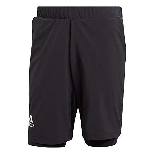 adidas Herren 2 In 1 Heat.Rdy Shorts, Black, M