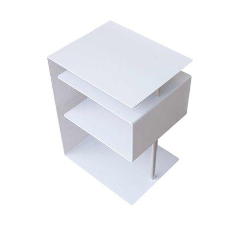 Radius Design Metall-Beistelltisch X-Centric klein - (530 C.)