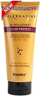 بديل الزيت سيلكراتين لحماية لون الشعر من اينيرجي كوزماتيكس، 200 مل