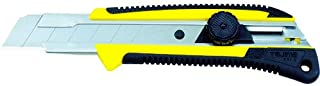 Tajima LC661B - Cúter (25 mm, antideslizante, con rueda guía de bloqueo)