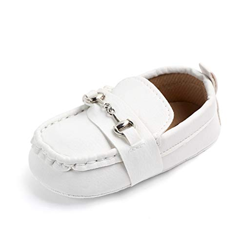 White Dress Shoes for Infant Boys