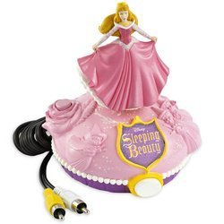 Sleeping Beauty Plug and Play by Jakks (English Manual)
