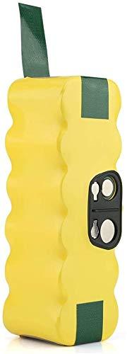 Topbatt 3500mAh Ni-MH para iRobot Roomba 14.4V Batería de repuesto R3 500 600 700 800 900 Aspiradora Batería 510 530 532 535 540 550 560 562 570 580 620 630 650 660 760 770 780 770 870 880