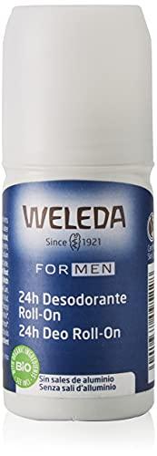 WELEDA Deodorante Roll-On Freschezza Uomo - 50 ml.