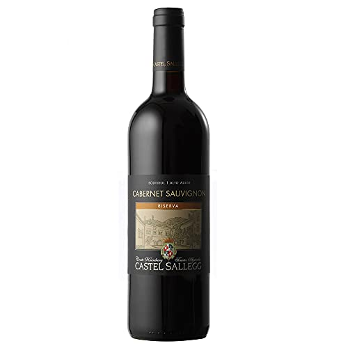 Cabernet Sauvignon Riserva Alto Adige DOC Castel Sallegg (1 botella 75 cl.)