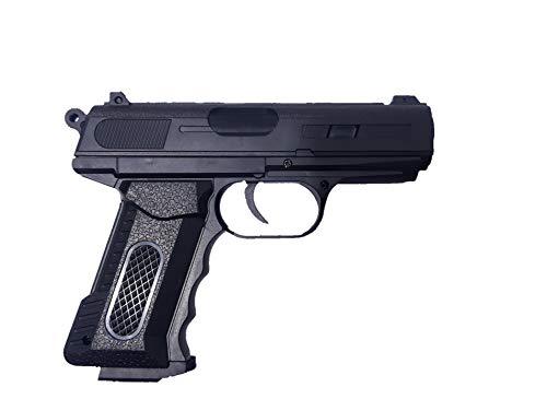 Shivsoft 6mm Plastic Bullets Gun(M 11 )(Black) with 50 Bullets Free