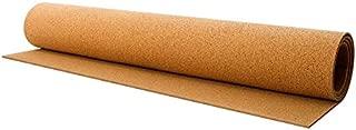 Thick Cork Roll 24x48x0.25 Inch