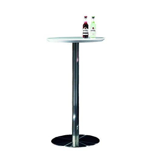 MATHI DESIGN CLUBY - Table Haute Ronde 60