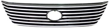 New 期間限定送料無料 Front 実物 Grille For 2004-2006 Lexus Without Pre-Collision LS430