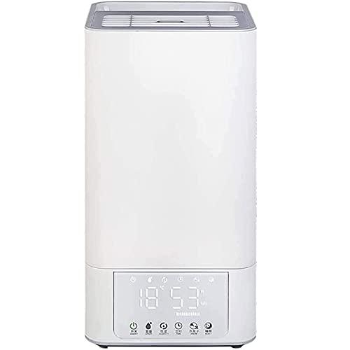 vfvfvf Fresco Mist Humidificador Difusor 6.0L Top Reller Humidificador Dormitorio Home Office Bebé Ajustable Niebla